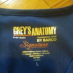 Grey's Anatomy Tops - Signature Grey's Anatomy Scrub Top
